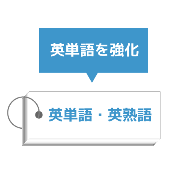英検出題の英単語/英熟語を徹底的に暗記
